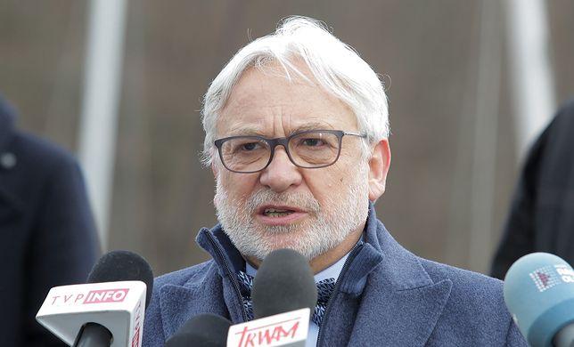 Prof. Wojciech Maksymowicz odchodzi z klubu PiS. Potwierdzenie ustaleń WP
