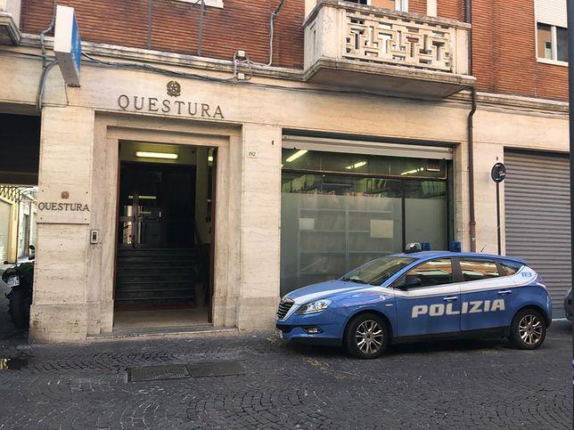 Komisariat policji w Rimini
