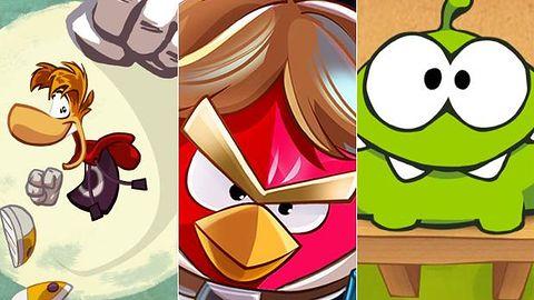 25 najlepszych gier na Androida i iOS