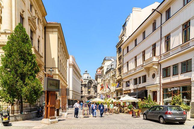 Uliczka Bukaresztu