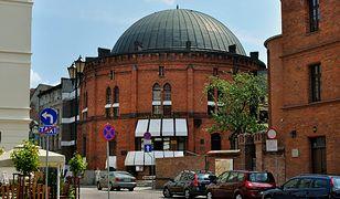 Budynek toruńskiego planetarium