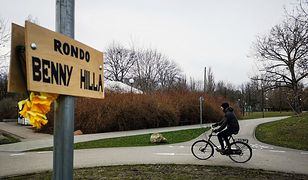 Zdjęcie zamieścił Pełnomocnik Prezydenta m.st. Warszawy ds. komunikacji rowerowej.