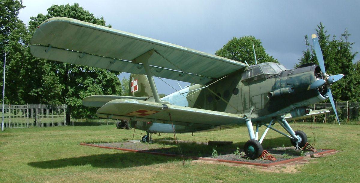 Rosja. Odnaleziono wrak samolotu An-2 z 1951 roku