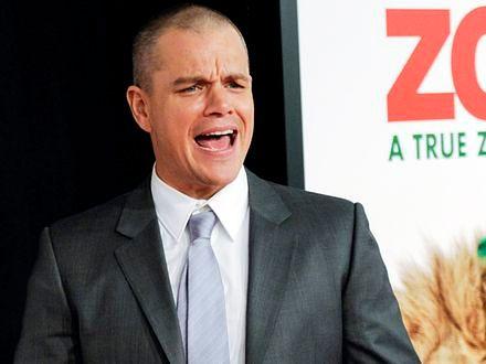 Matt Damon płacze przez Toma Cruise'a