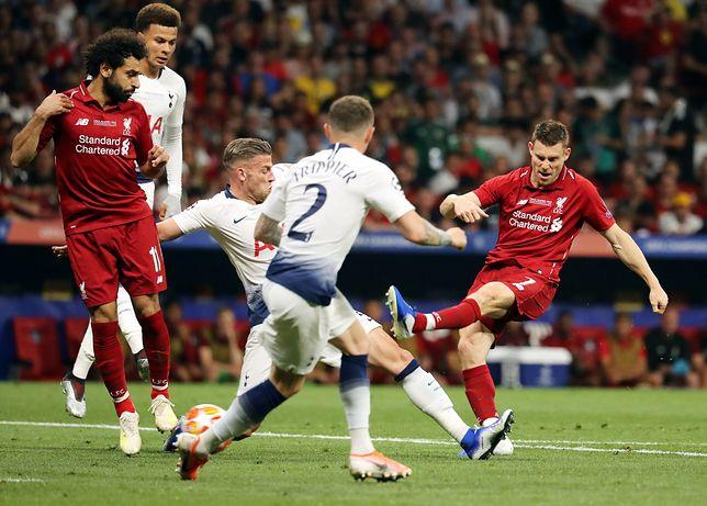 Liverpool pokonał Tottenham Hotspur w finale Ligi Mistrzów 2:0