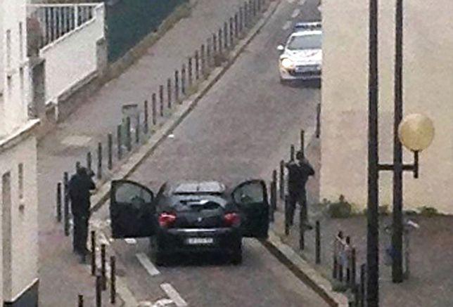 Zamachowcy z Paryża