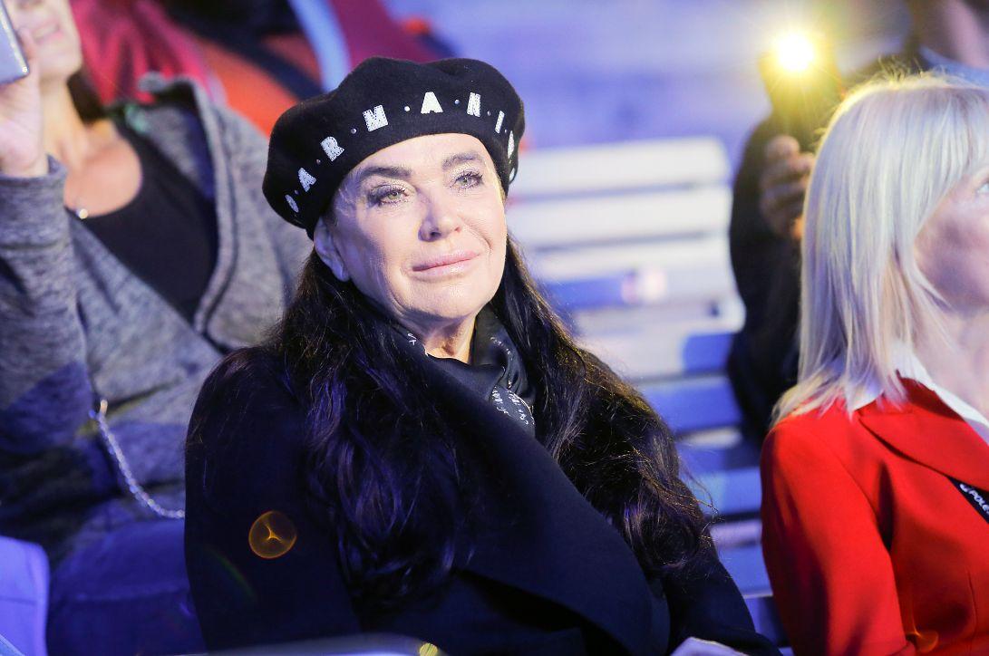 Ewa Krawczyk jest w posiadaniu całego majątku Krzysztofa Krawczyka (AKPA)