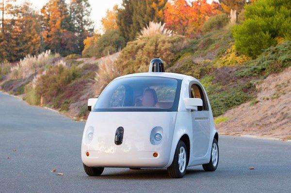 Google pokazało ukończoną wersję swojego samochodu