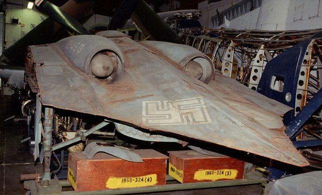Tajny myśliwiec Hitlera, który mógł odmienić bieg wojny. Uratowały nas miesiące