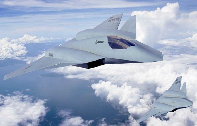 Myśliwce szóstej generacji - następca F-35