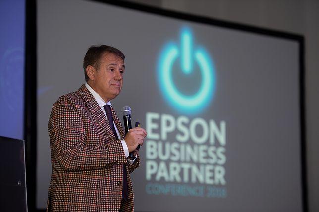 Massimo Pizzocri, wiceprezes Epson