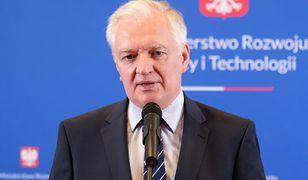 """Gowin chce ograniczeń dla niezaszczepionych. """"Ci, którzy się nie szczepią, zagrażają tysiącom polskich firm"""""""