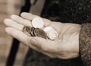 Czeka nas emerytalne biedowanie