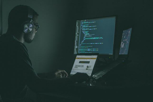 Udawanie stron banków to nowy atak phishingowy (zdj. ilustracyjne).