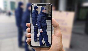Nagrywanie policjantów jest dozwolone. Z publikacją takich nagrań jest już trudniej