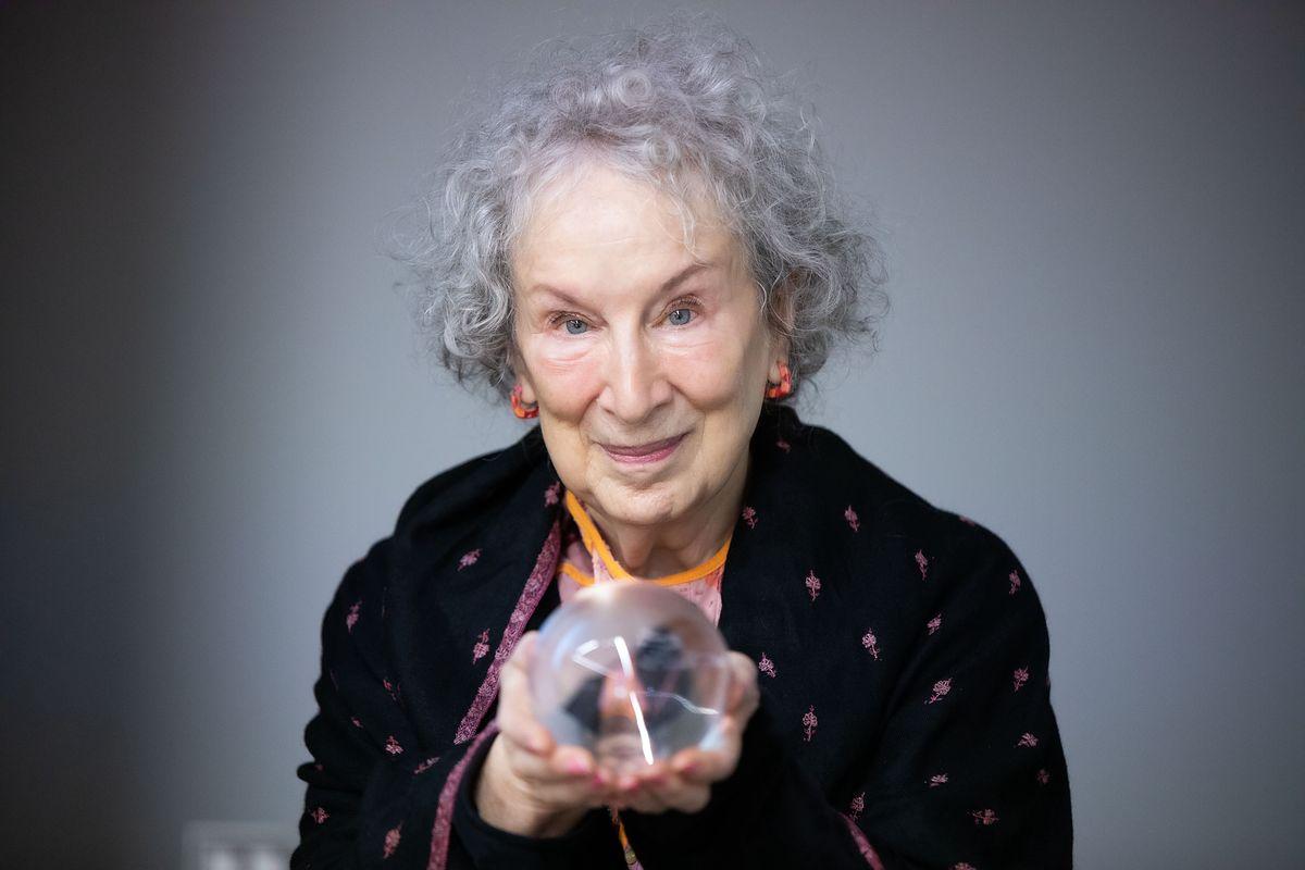 Margaret Atwood jest jedną z pisarek typowanych do Nagrody Nobla