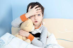Palec i główka..- kiedy brać poważnie ból dziecka?