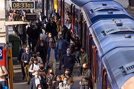 Wielka Brytania: zbadano stacje kolejowe i pociągi. Nie wykryto obecności koronawirusa