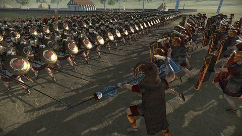 Krótko - nadchodzi Total War: Rome Remastered. Ze zmienioną rozgrywką