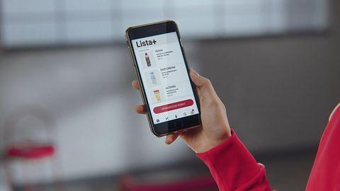 Nowości w aplikacji Rossmann pozwolą jeszcze wygodniej planować i robić zakupy