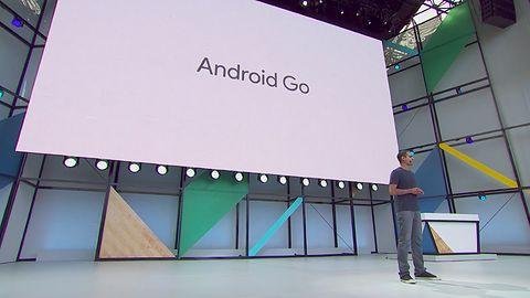 Android Go: okrojone Oreo 8.1 zadziała nawet na 0,5 GB RAM-u