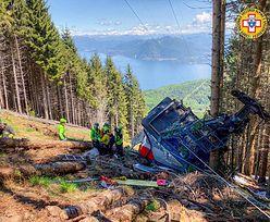 Wypadek kolejki linowej we Włoszech. Są nowe informacje w sprawie