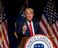 """Trump przemówił. """"Nasz kraj jest niszczony na naszych oczach!"""""""