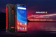 Ulefone Armor 6- giveaway jednego z najwytrzymalszych smartfonów nadchodzącego roku
