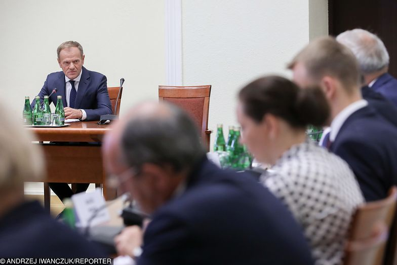 Donald Tusk świadkiem przed komisją śledczą ds. VAT