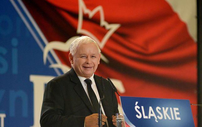 Wynik tego badania to porażka partii Jarosława Kaczyńskiego.