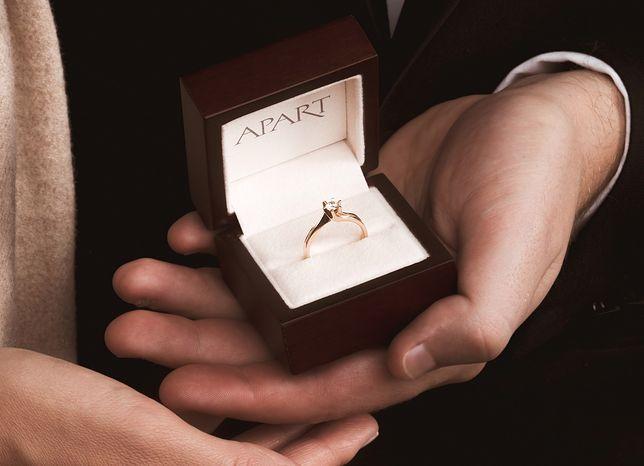 12 najpiękniejszych pierścionków zaręczynowych