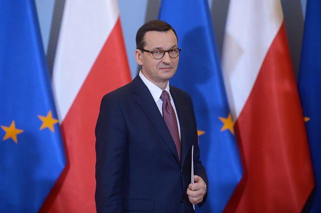 Australia. Premier Mateusz Morawiecki zaoferował pomoc