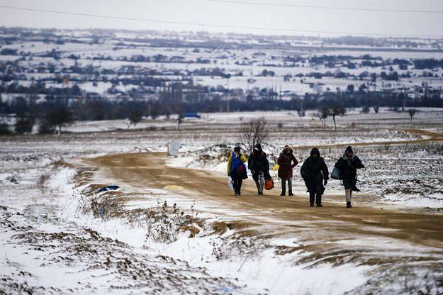 Słowenia i Chorwacja zamknęły granice dla imigrantów