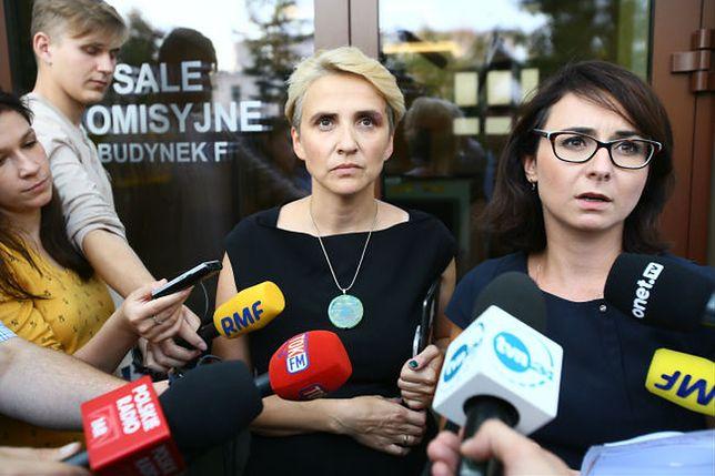 Joanna Scheuring-Wielgus: protesty kobiet przeraziły Jarosława Kaczyńskiego