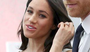 Ślub księcia Harry'ego z Meghan Markle zaplanowany jest na 19 maja 2018 r.