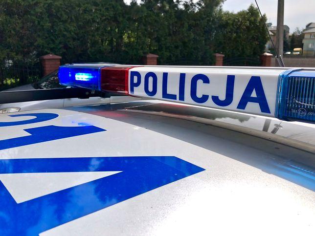 Gwinejczyk w końcu spotkał policjanta po służbie, który na miejsce wezwał patrol