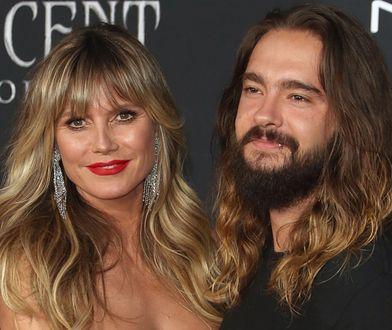Heidi Klum podzieliła się intymnym nagraniem z mężem.
