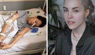 Magda ma 20 lat i walczy o życie