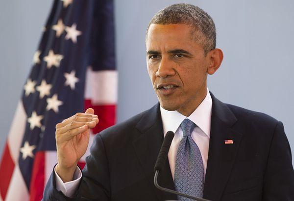 Obama zapewnia, że nie wyśle myśliwców po Snowdena