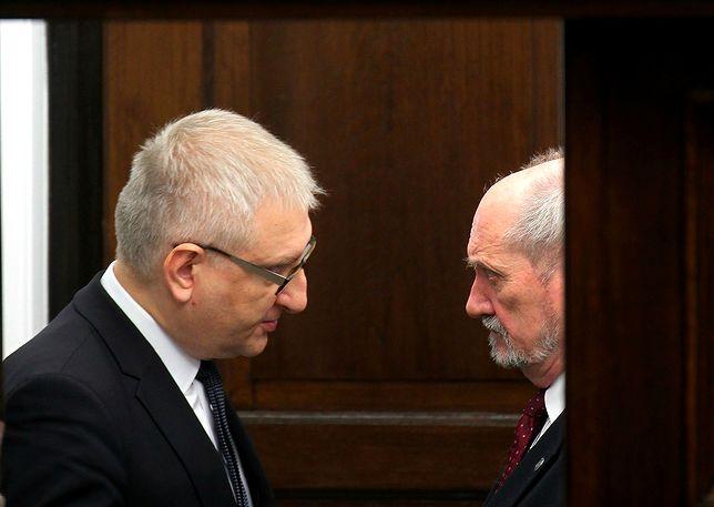 Stanisław Pięta w partii Macierewicza?