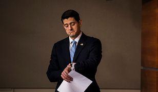 Czas Paula Ryana w polityce już minął
