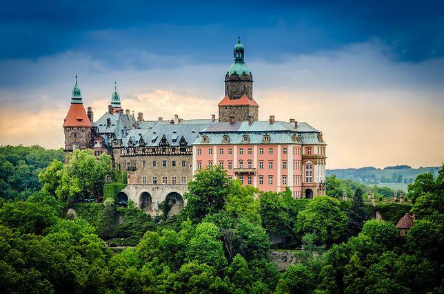 Atrakcje Dolnego Śląska - zamki
