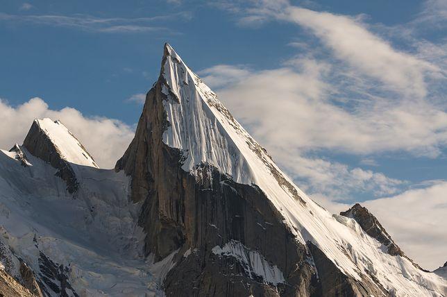 Laila Peak to szczyt w Karakorum