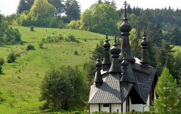 Cerkiew Prawosławna p.w. Równego Apostołom księcia Włodzimierza