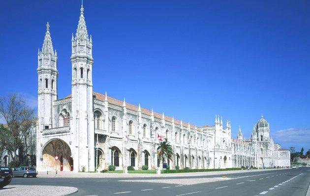 Klasztor Hieronimitów (Mosteiro Dos Jéronimos), Lizbona
