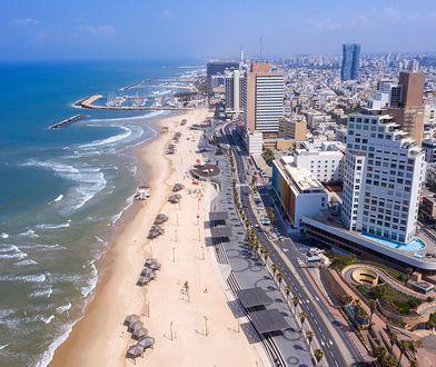 Izrael ogłasza otwarcie granic dla obcokrajowców. Wakacje możliwe od maja
