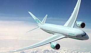 Podróż luksusowym samolotem dookoła świata