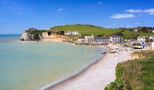 Isle od Wight - nawiedzona wyspa z rajskimi krajobrazami