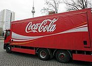 Pikieta przeciwko zwolnieniom w łódzkiej Coca-Coli