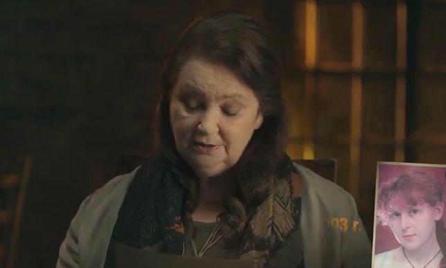 Anna Dymna czyta list do Ernesty